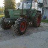 Trattore Fendt  Favorit 612 ls