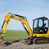Escavatore Jcb 8055