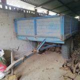 Rimorchio  Agricolo usato a 2 assi ribaltabile