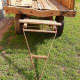 Carro agricolo  In legno del 900