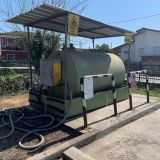 Cisterna  gasolio 5000 litri