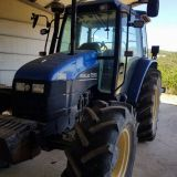Trattore New holland  Ts110