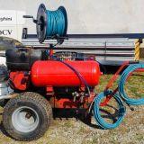 Motocompressore Lombardini Diesel professionale