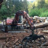Escavatore  m 1104 atlas terex