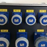 Quadro elettrico  westelettric pb35kw-6095