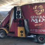 Carro miscelatore  17 mc mono general mix