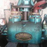 Torchio idraulico  Per vinacce da 70 zambelli