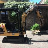 Mini escavatore  301-5 caterpillar