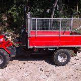 Motoagricola Carraro a. Tigretrans 2600