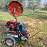 Motocompressore Pgs Paterlini 510 lt aria