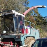 Trincia semovente  Mammut 7800 mengele
