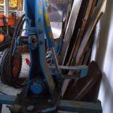 Aratro  Bivomero rivoltino idraulico