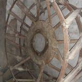 Coppia ruote Steyr D'epoca a gabbia