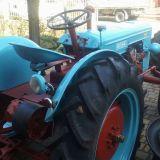 Trattore d'epoca Motomeccanica Su gomma diesel