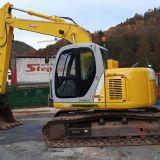 Escavatore New holland Se 135