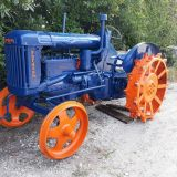 Trattore d'epoca Fordson Fordson