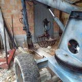Escavatore Refom Trainato