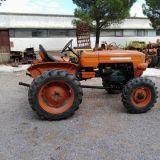 Trattore d'epoca Fiat 215 r-dt-4x4