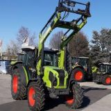 Trattore Claas  Elios 210 caric.frontale