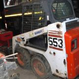 Minipala  Bobcat tires option 553e