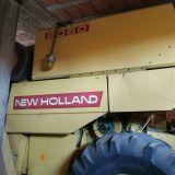 Mietitrebbia New holland Clayson 8060