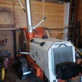 Cippatore  Mts 170 gandini meccanica