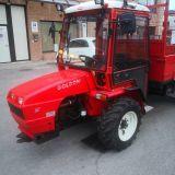 Trattore Goldoni  Transcar 60rs