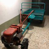 Motocoltivatore  Agricolo con carrello