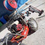 Motocompressore  Lisam semovente benzina