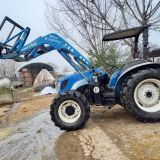 Trattore New holland  Tn75a
