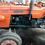 d'epoca Fiat 415 r con sollevatore