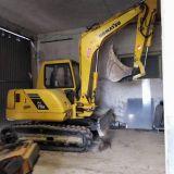 Escavatore  komatsu pc 75 r