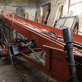 Scala in legno  per pagliaio regolabile