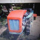 Trattore cingolato Toselli 15cv diesel