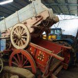 Carro agricolo  Di legno 4 ruote e 2 ruote
