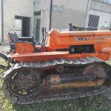 Trattore cingolato Fiat Montagna 505