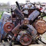 Motore Fiat Cingolo 351 e o autocarro 616