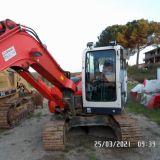 Escavatore Kubota Kx80-3 cingolato