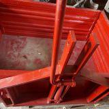 Rimorchiella  Per trattore usata 90x120