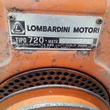 Motore Lombardini 720 cc 666