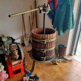 Torchio uva  Diametro 50