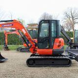 Mini escavatore  eurocomach es500zt