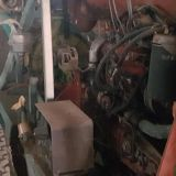 Gruppo motore  pompa iveco
