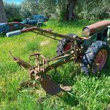 Motocoltivatore Holder Da restaurare