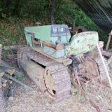 cingolato Agrifull motore da riparare