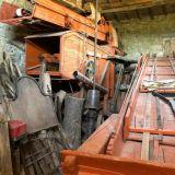Scala di legno  pagliaio regolabile