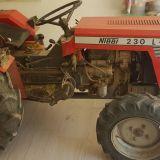 Trattore Nibbi  L 230 dt