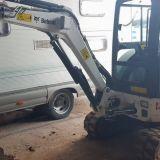 Escavatore  428 bobcat