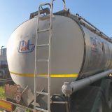 Semirimorchio  32600 litri