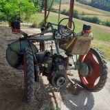 Motoranghinatore Ruggerini Perfettamente funzionante